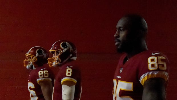 Vernon Davis | Jordan Reed | Jayne Kamin-Oncea-USA TODAY Sports