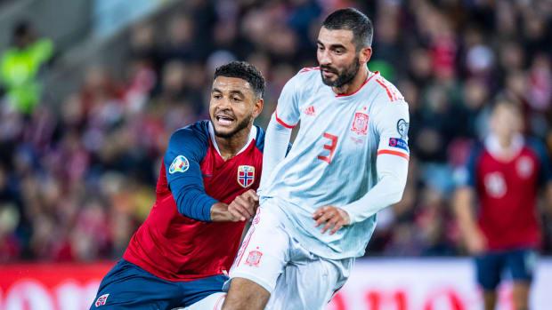 Spain vs. Norway