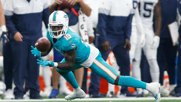 Jakeem Grant | Tim Heitman-USA TODAY Sports