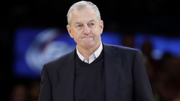 Jim Calhoun issues statement in response to sexual discrimination lawsuit