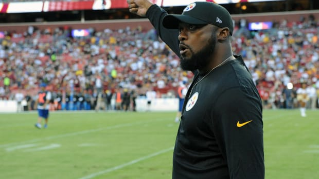 Mike Tomlin | Brad Mills-USA TODAY Sports