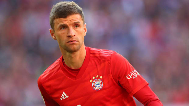 Thomas Muller wants more playing time