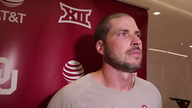 Grinch-Interview-10-14-19-Response to Coach Riley Comments