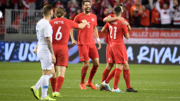 Canada beats the USA in Nations League