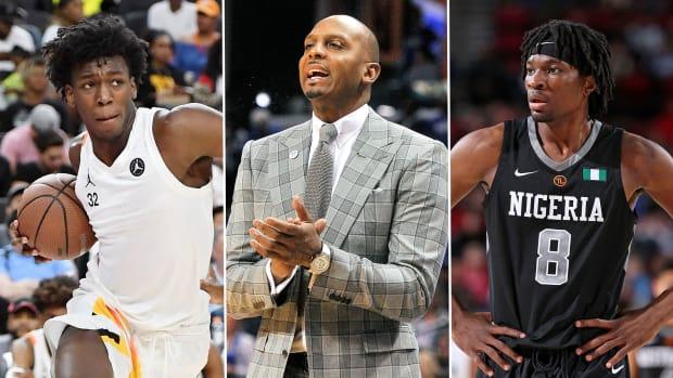 Memphis basketball 2019-20 James Wiseman Penny Hardaway