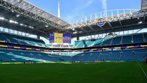 Miami's Hard Rock Stadium