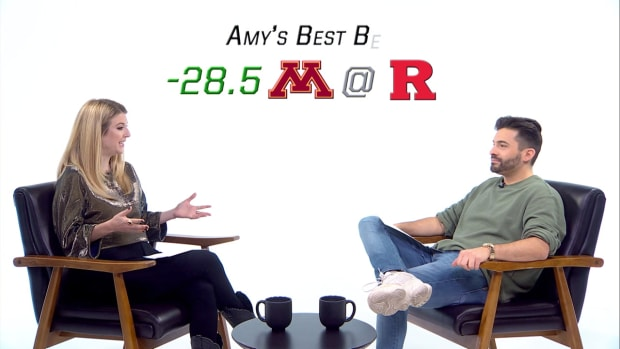 CFB Best Bets