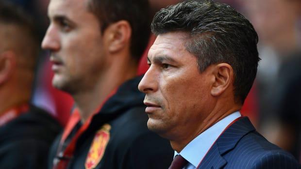 Bulgaria's coach quits