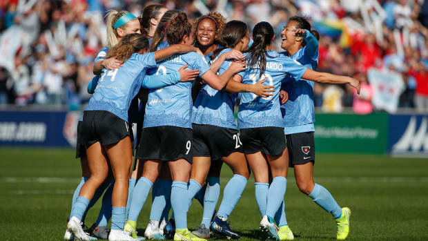 The Chicago Red Stars go to the NWSL final