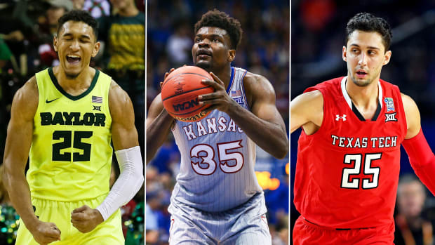 Big 12 basketball 2019-20 preseason rankings