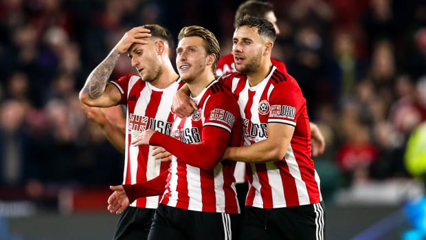 Sheffield United beats Arsenal