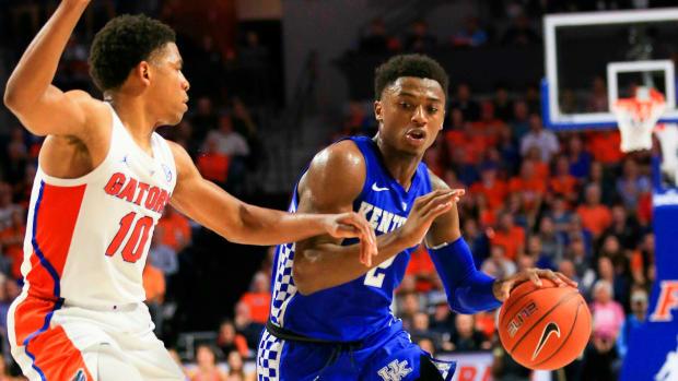 Kentucky basketball Florida SEC preview 2019-20