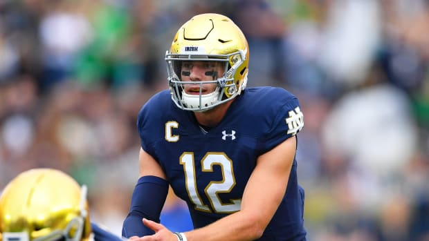 Notre Dame vs Michigan predictions Week 9