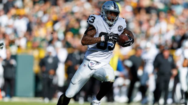 Fantasy Football: Darren Waller Week 8