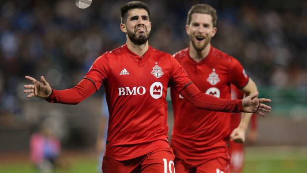Alejandro Pozuelo leads Toronto FC over NYCFC