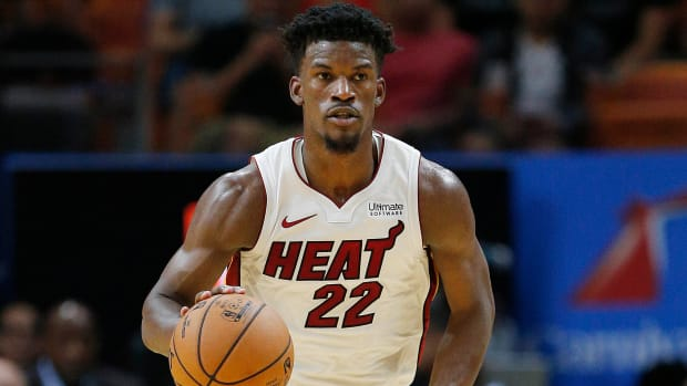 Jimmy Butler ruled out for Heat vs. Grizzlies