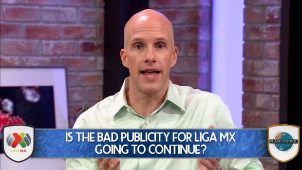 Liga MX Bad Publicity