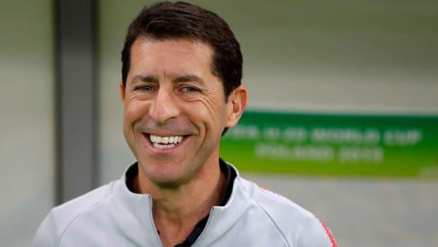 Tab Ramos is the new Houston Dynamo coach