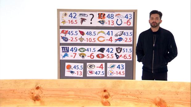 Breaking Down The NFL Week 8 Betting Lines
