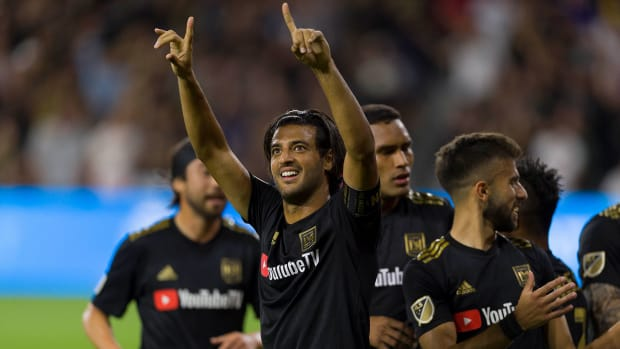 Carlos Vela wins MLS MVP