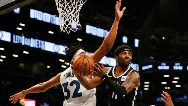 NBA DFS Kyrie Irving