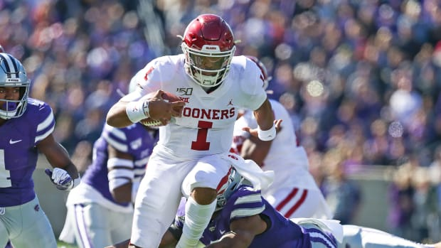 Oklahoma College Football Playoff predictions