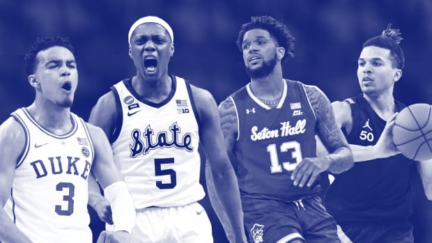 College basketball best players rankings