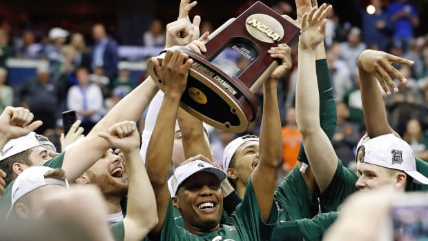 College basketball Final Four picks Michigan State