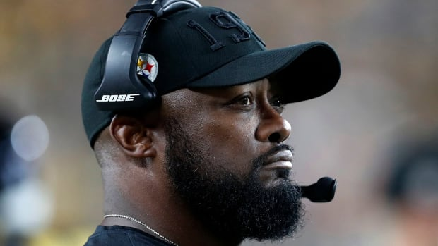 MIKE TOMLIN NEW