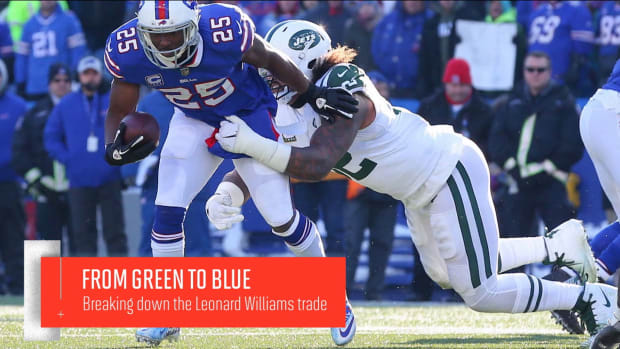 Is Leonard Williams in New York Giants' Future Plans?