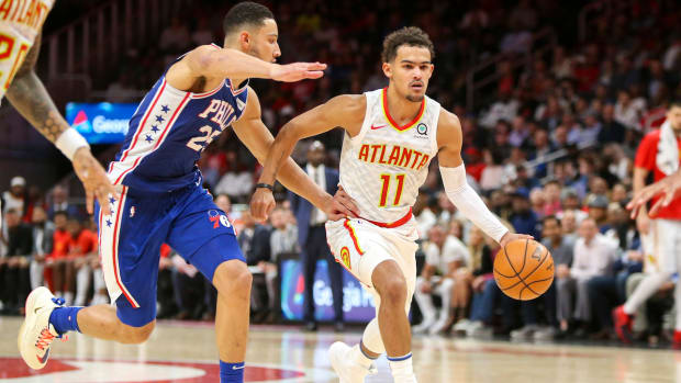 NBA DFS: Trae Young 10/28