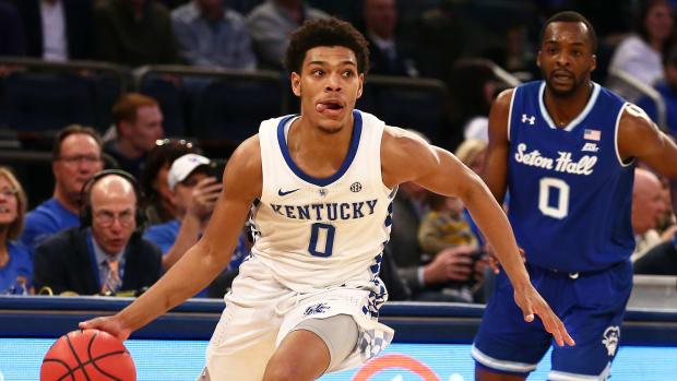 Washington transfer Quade Green Kentucky basketball