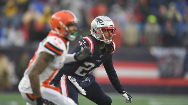 Stephon Gilmore as NFL's best cornerback