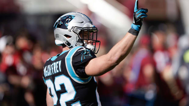 Fantasy Football: Christian McCaffrey Week 9