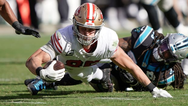 Fantasy Football: George Kittle Week 9