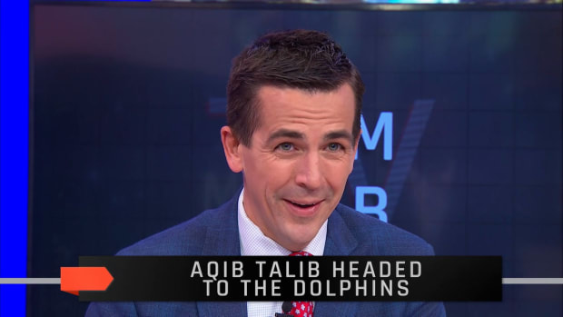Aqib Talib Traded To The Dolphins