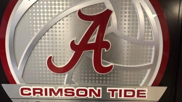 Alabama volleyball logo