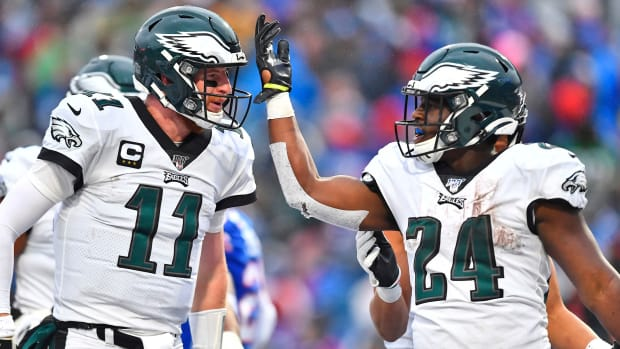 Bears vs. Eagles live stream watch online