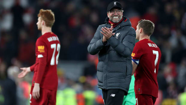 Jurgen Klopp and Liverpool have schedule congestion