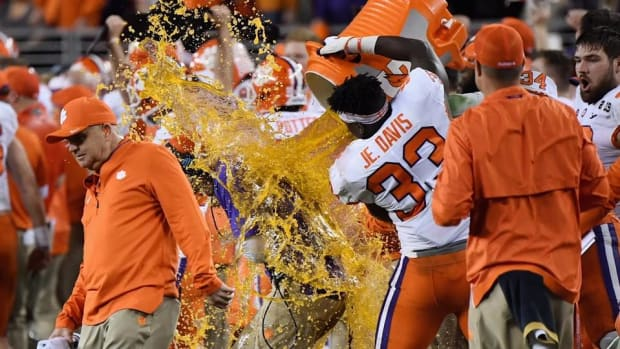 Clemson Trounces Alabama To Win College Football National Championship--IMAGE