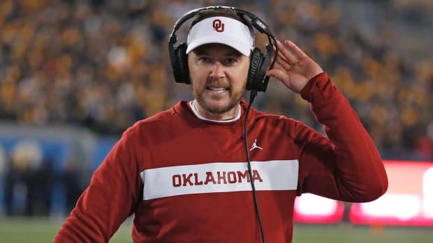 Lincoln Riley, Oklahoma Agree to Contract Extension--IMAGE