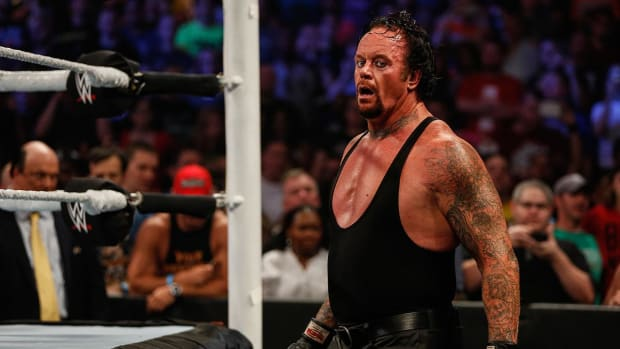 How WWE Legend Sgt. Slaughter Discovered The Undertaker