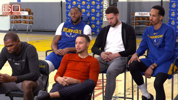 "Curry: ""I Feel Like I've Played For Three Different Teams"" in Nine Seasons With Warriors - IMAGE"