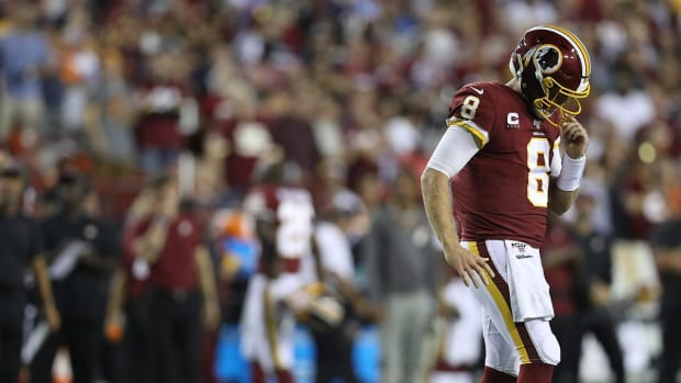 Washington Redskins Case Keenum