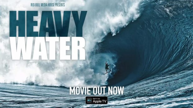 """""""Heavy Water"""" Documentary on Surfing Legend Nathan Fletcher Debuts July 16"""