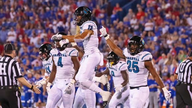 coastal-carolina-kansas-football-pinata-jayhawks.jpg