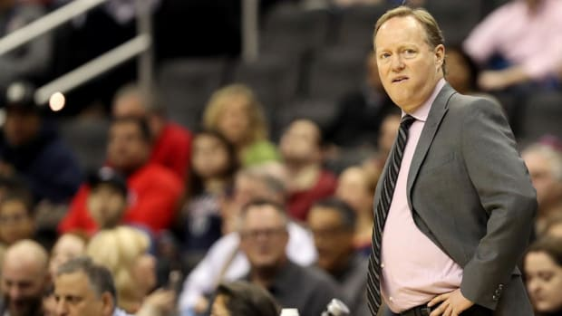 Mike Budenholzer NBA Coach of the Year
