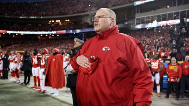 Kansas City Radio Host Criticized for Linking Tyreek Hill Case to Andy Reid's Late Son