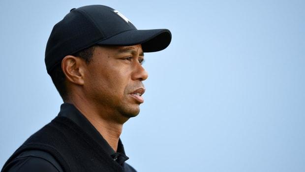 Tiger Woods At PGA Championship