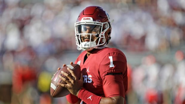 Setting the Heisman Trophy Pace: Is This Jalen Hurts' Race to Lose?